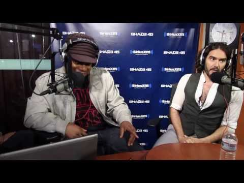 Russell Brand Speaks on Marriage with Katy Perry & Compares UK Woman and American Woman
