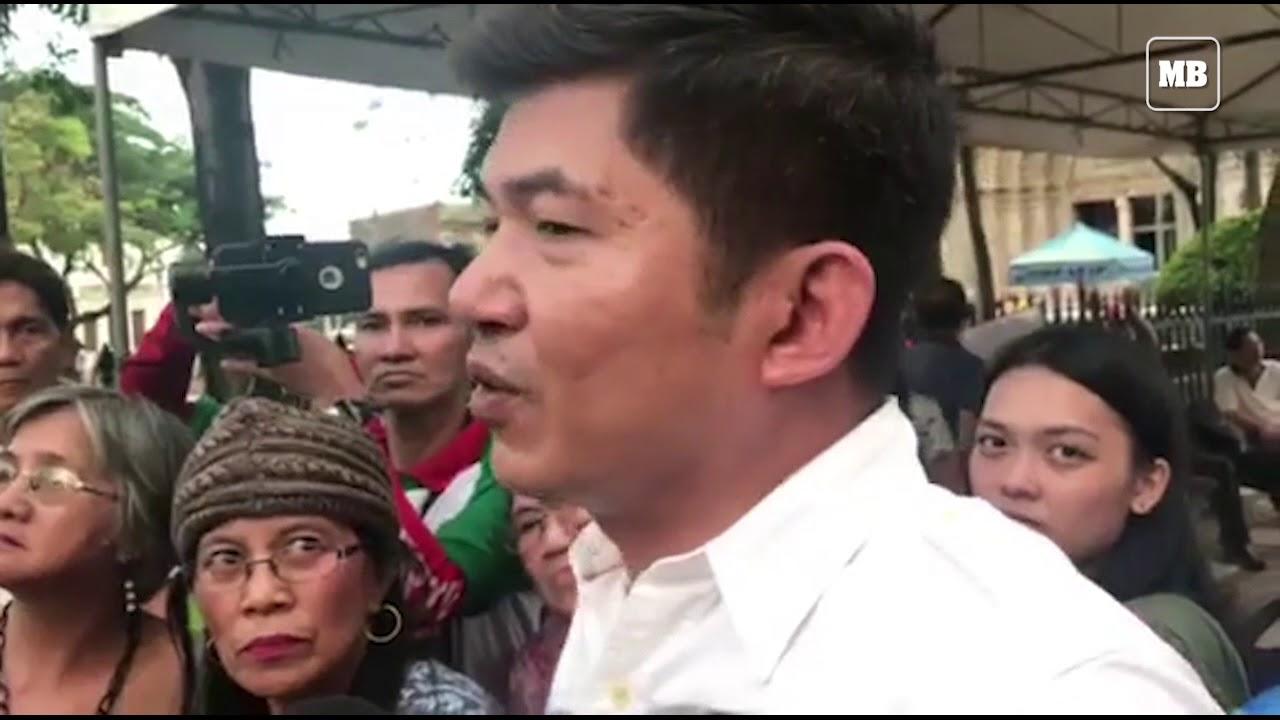 Atty. Glenn Chong answers back at COMELEC Spox Jimenez' claim