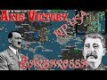 Axis Victory Royale; Barbarossa Day 16! Updated 1941 Conquest! GPW Mod World Conqueror 4