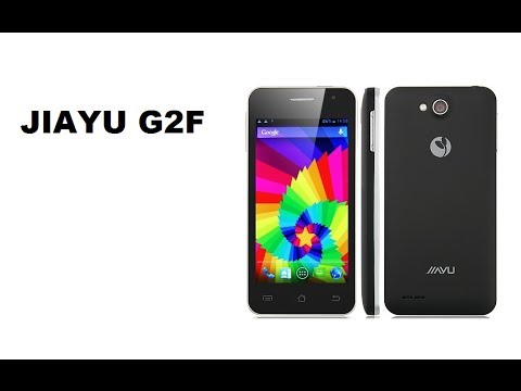 JIAYU G2F Обзор. Характеристики