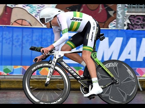 Men's Under 23 Individual Time Trial Highlights - 2014 Road World Championships, Ponferrada, Spain