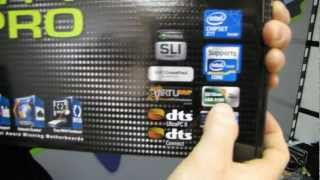 ASUS P8Z77-V Pro Z77 Ivy Bridge Motherboard Unboxing & First Look Linus Tech Tips