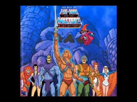 He-Man OST 10 Main Theme (instrumental version)