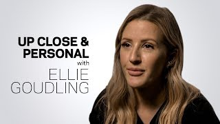 Ellie Goulding On Songwriting, Skrillex, Björk & Loving Electronic Music | Up Close & Personal