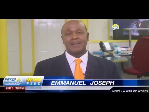 BARBADOS TODAY MORNING UPDATE - APRIL 22, 2016