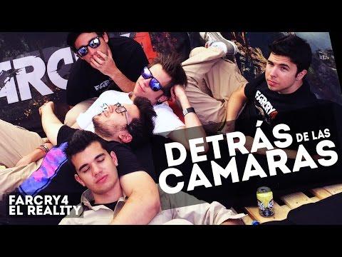 VLOG - DETRÁS DE LAS CÁMARAS - Far Cry 4 El Reality