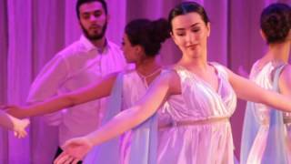 Vals HS ( Academy of armenian national dance - Hovik Studio) 2016