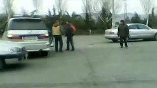 post accident fight    road rage confrontation in Russia   YouTube