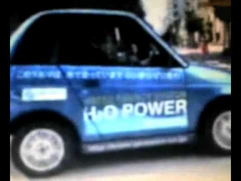 @RodneyDunnPromo - 100% PERCENT WATER CAR IN CHINA coverage by RODNEY DUNN