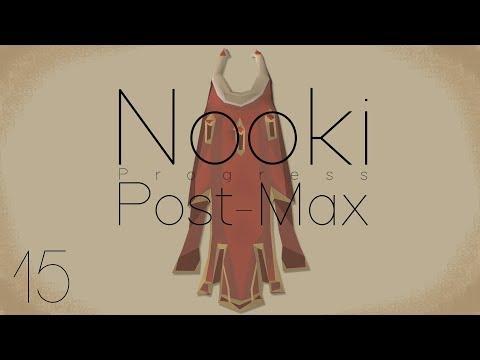Old School Runescape Post Max Progress #15