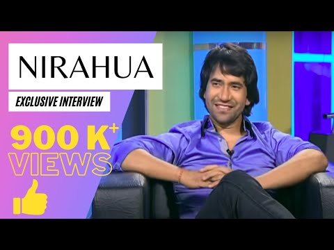 NIRAHUA EXCLUSIVE INTERVIEW WITH POOJA DUBEY
