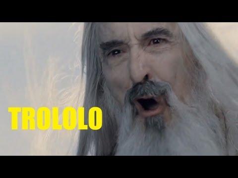 Trolling Saruman
