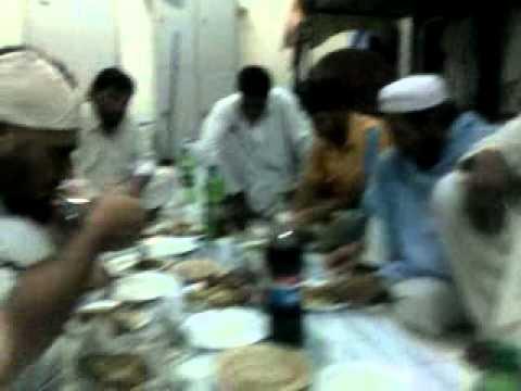 Farid Ullah Afridi FR Peshawar...fare well programe by kamran khan.mp4