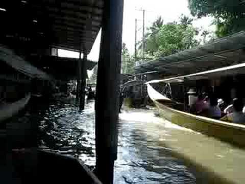 Day 8 – Bangkok – Floating Market 2