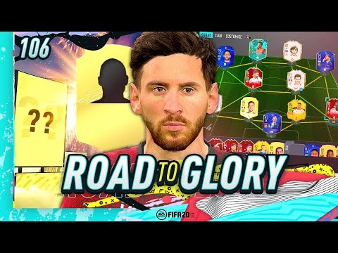 FIFA 20 ROAD TO GLORY #106 - MERRY CHRISTMAS!