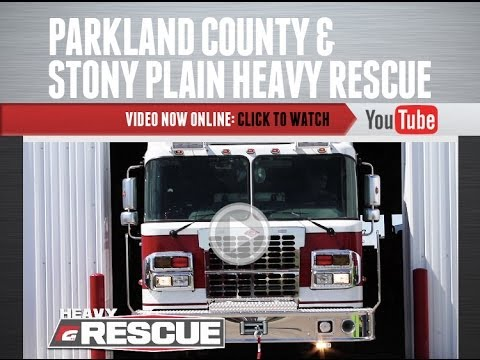 In this video, we feature our 18' Heavy Rescue Apparatus. This unit was custom designed for Parkland County and Stony Plain.