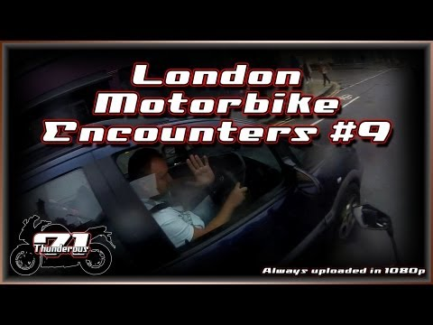 London Motorbike Encounters 9 - Pussy, Big Cock, Near Miss, Smiles And Filter! video