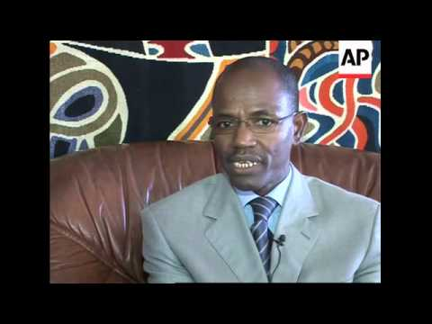 Chairperson of AU Commission, Senegal's Information Minister on Zimbabwe