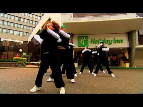 Diversity Dances To The Tune Of Holiday Inn video