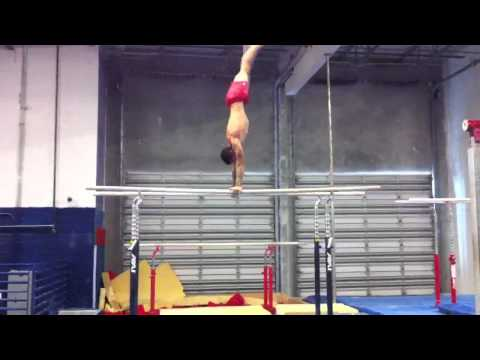 Danell Leyva PB routine 6/20/11