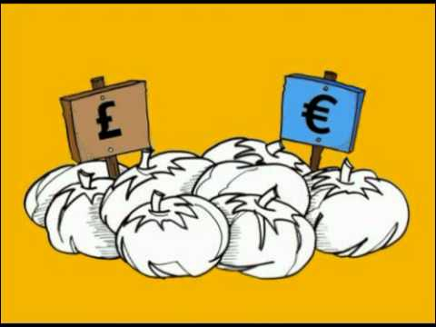 Cyprus Ministry of finance - euro campaign / Fair price