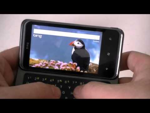HTC 7 Pro vs. HTC TyTN II