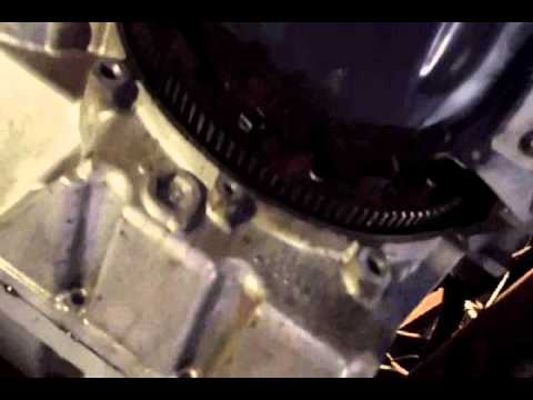 Saturn Transmission Remove & Replace Part 2 of 3
