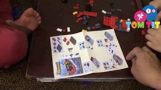Xe o tô đồ chơi trẻ em - LEGO Cars for kids - TomTit TV