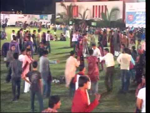 Royal Garba 2009- Devang Patel Rocked the crowd