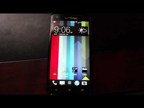 HTC Sense 5 [FULL REVIEW] Droid DNA Port!