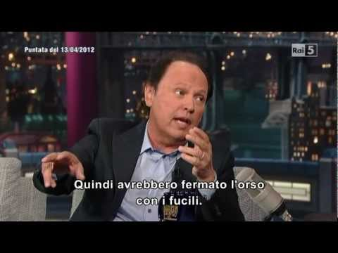 Billy Crystal al David Letterman - (part 1)