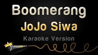 download lagu Jojo Siwa - Boomerang Karaoke Version gratis