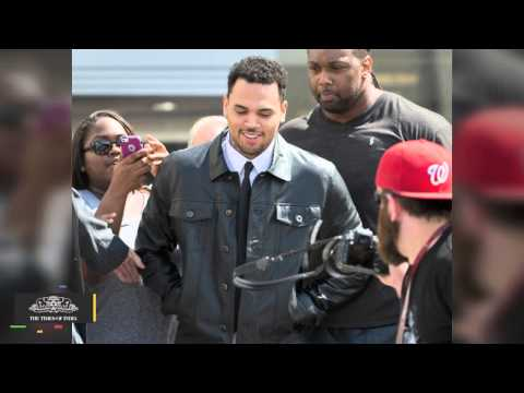 Chris Brown Rejects Plea Deal In Washington Assault Case - TOI
