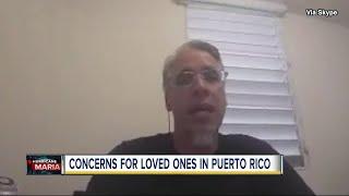 Hurricane Maria Makes Landfall