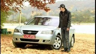 Тест-драйв Hyundai Sonata 2 0