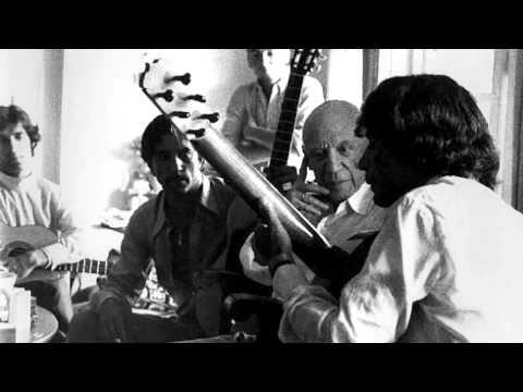 Picasso and Manitas de Plata