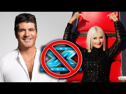 X Factor Cancelled! The Voice to Blame? Is American Idol Next?