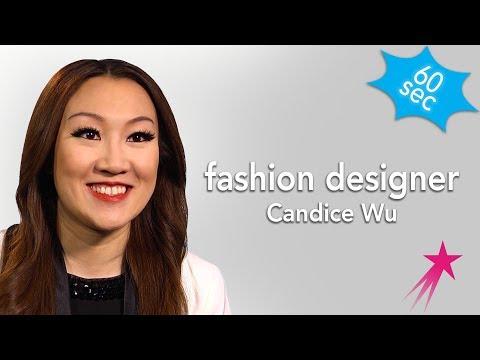 Fashion Designer | Candice Wu | 60 Seconds