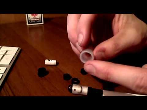 Как сделать ручку для Pen Spinning