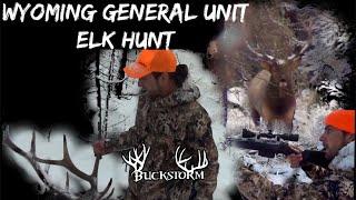 Wyoming General Unit Elk Hunt