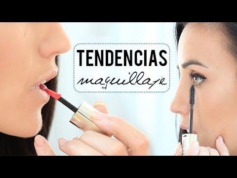 Tendencias de maquillaje otoño invierno 2014