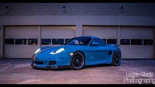 David's 1997 Porsche Boxster