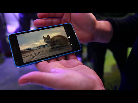 Microsoft Lumia 640 hands-on
