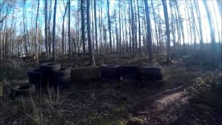 Airsoft X-Site Big Game - Attack And Defend
