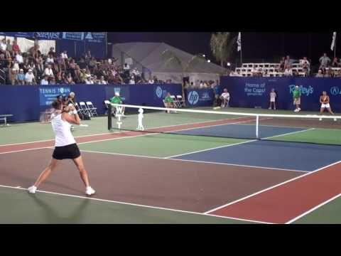 Vania King v. Lindsay Davenport Video