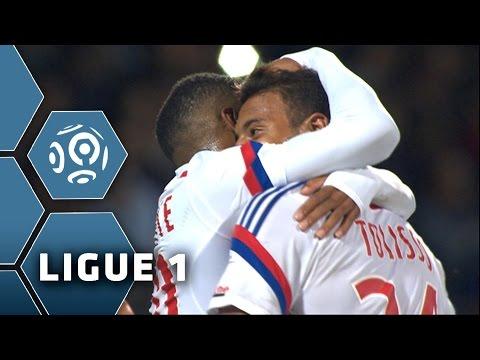 Lyon - Monaco (2-1) in slow motion / Ligue 1 / 2014-15