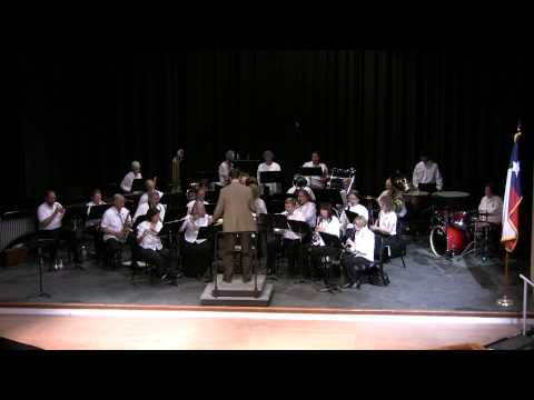 Alpine TX Community Band Spring Concert 2011 8. Bacharach