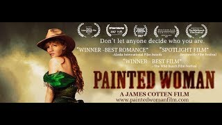 OFFICIAL PAINTED WOMAN TRAILER