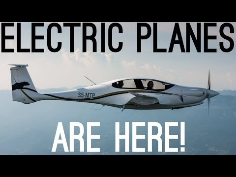 Electric Planes Are Here!