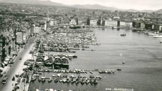 """Alibert """" sur le vieux port """" 1939"""